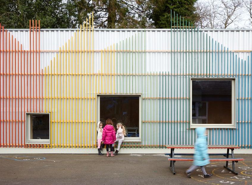 En güzel anaokulu örnek projeleri