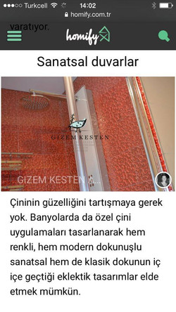 Bosphorus City Dekorasyon