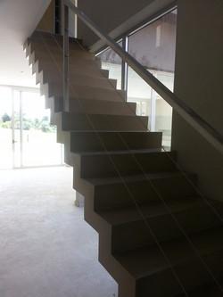 Escalera Revestida En MicroCrette®