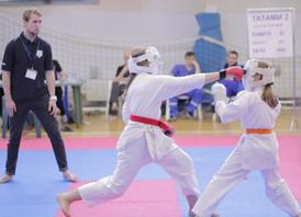 В Нахабине прошел турнир округа Красногорск по каратэ