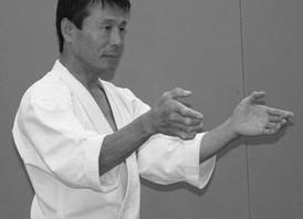 Интервью с Яхарой Микио (Главный инструктор KWF, 8 Дан)