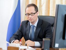 Встреча с Министром физической культуры и спорта Московской области