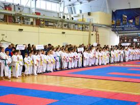 12 ноября в Нахабино прошел Открытый турнир Красногорского района