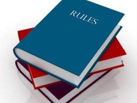Правила соревнований и экзаменационные требования