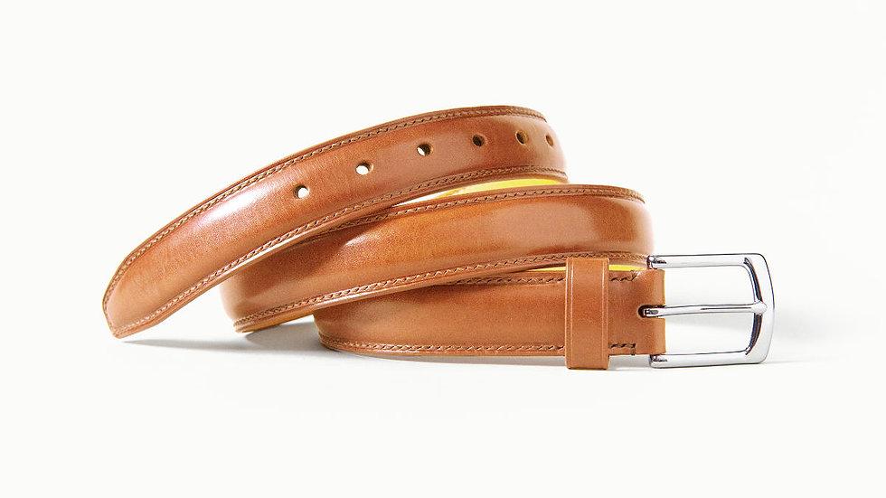 Luxusní ručně vyrobený kožený opasek Classic