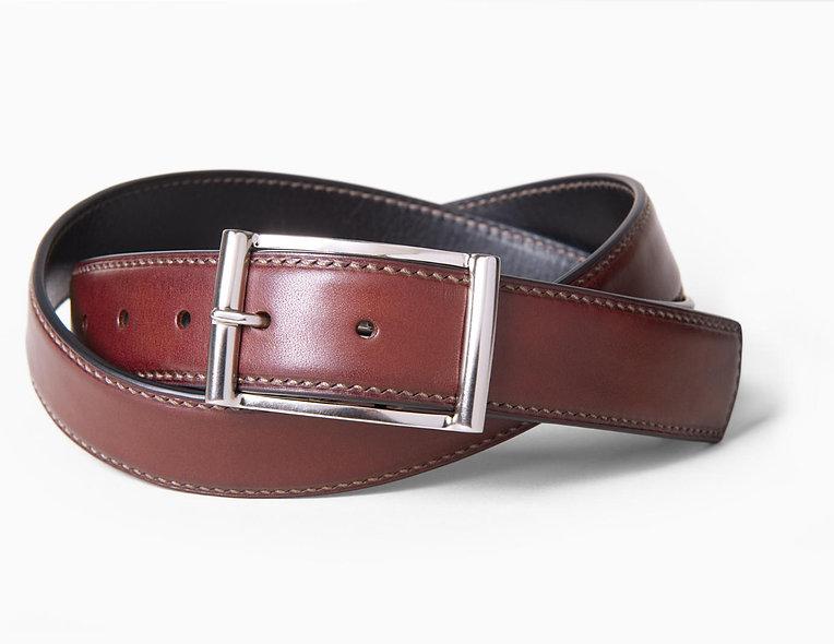 CAVALIER DOUBLE – black, brown, saddle tan