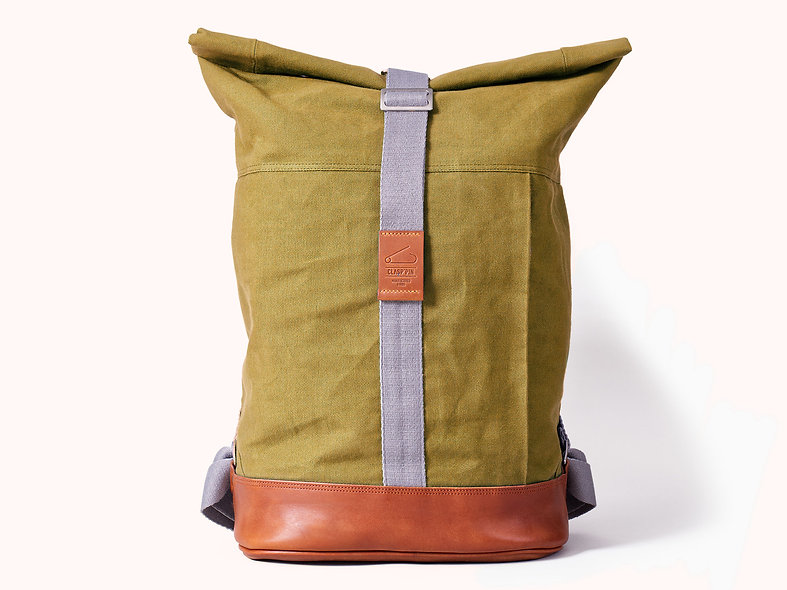 FABIAN – expedition green/cognac