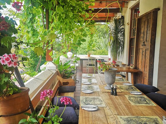Beautiful Patio seating