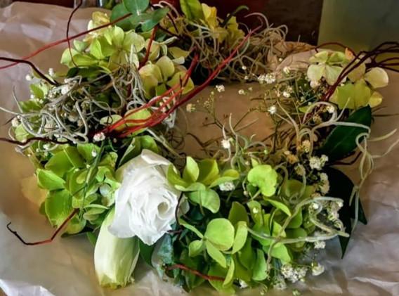 Stunning flower crowns