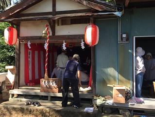 御崎神社祭