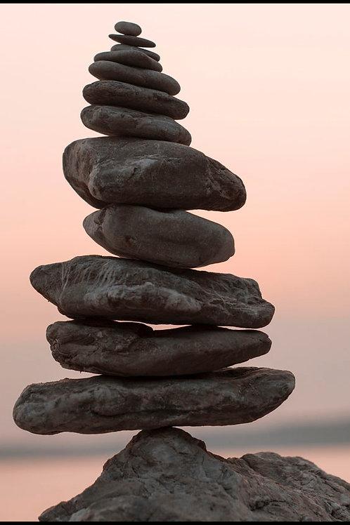 poster pedras