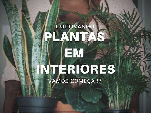 E-book Plantas de Interiores