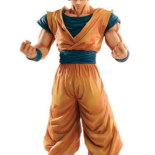 SON GOKU RESOLUTION OF SOLDIERS GRANDISTA