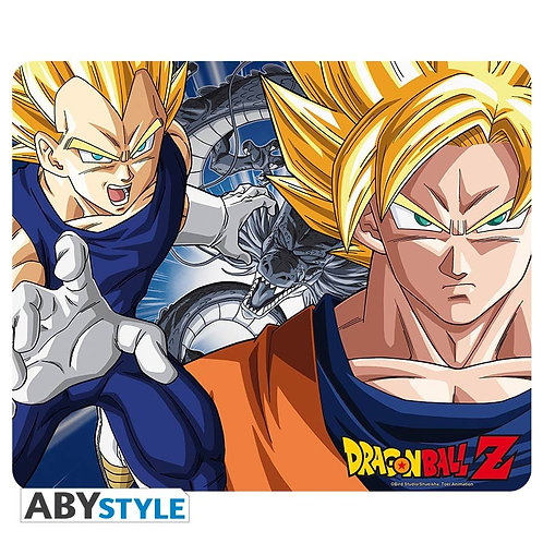 DRAGON BALL Z Tapis de souris Goku et Vegeta