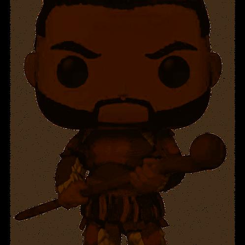 Figurine POP M'Baku (Black Panther)