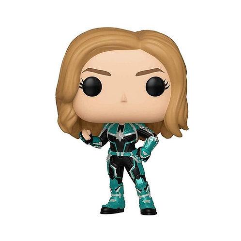 Figurine POP Vers Captain Marvel