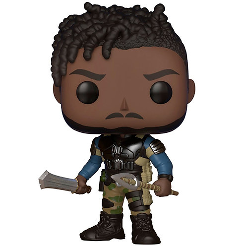 Figurine POP Erik Killmonger (Black Panther)