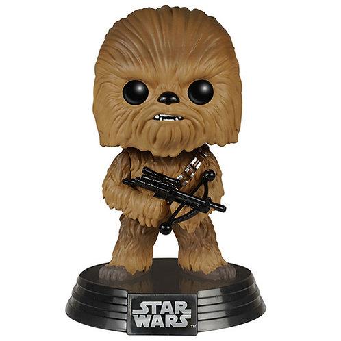 Figurine POP Chewbacca 30 ans après (Star Wars)