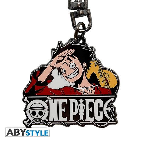 ONE PIECE Porte-clés Luffy New World