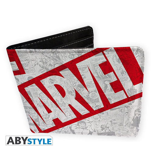 MARVEL Portefeuille Marvel Universe Vinyle