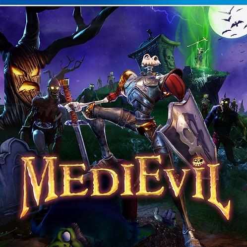 Médievil Remake PS4
