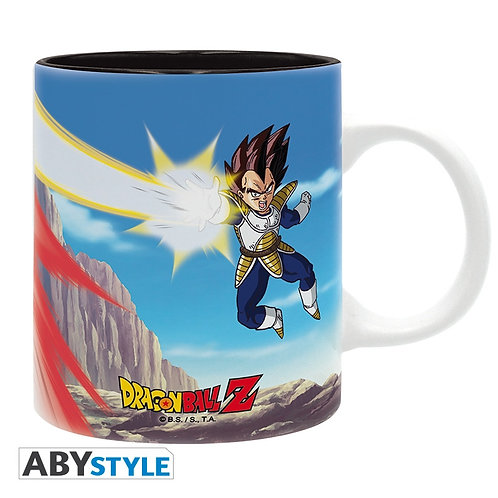 DRAGON BALL Z Mug Goku vs Vegeta