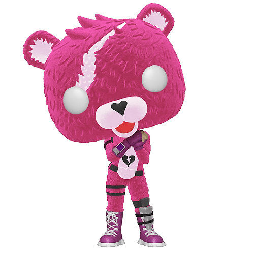Figurine POP Cuddle Team Leader flocked (Fortnite)