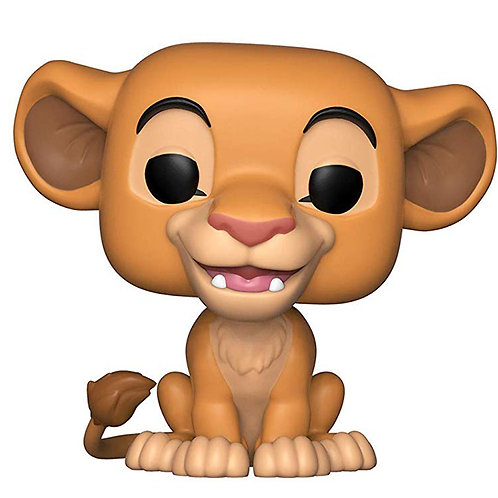 Figurine POP Nala (Le Roi Lion)