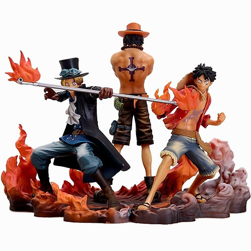 SABO LUFFY ACE BROTHER 3