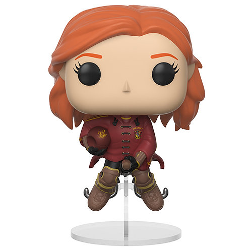 Figurine POP Ginny Weasley on Broom (Harry Potter)
