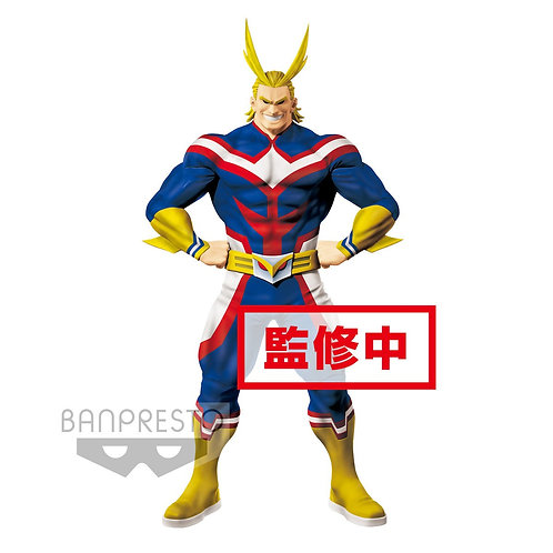 ALL MIGHT AGE OF HEROES VOL 1