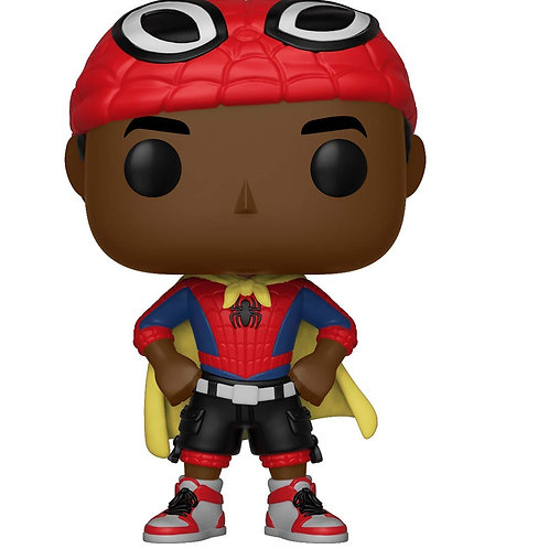 Figurine POP Miles Morales Cape (Spiderman)