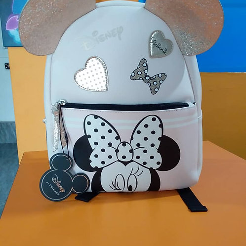 Mini Sac à dos Disney Minnie Rose