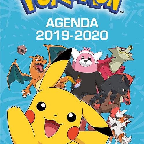 Agenda Pokemon 2019-2020