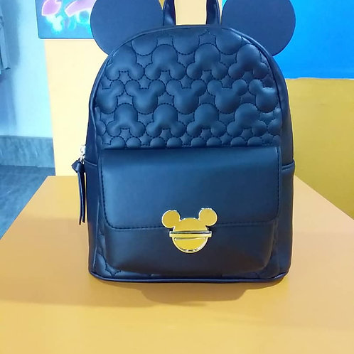 Mini Sac à dos Disney Mickey Noir