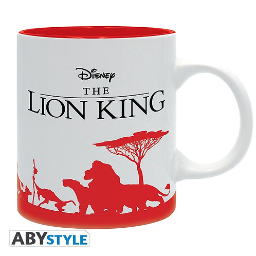 DISNEY Mug Le Roi Lion Groupe