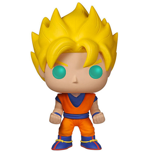 Figurine POP Goku Super Saiyan (Dragon Ball Z)