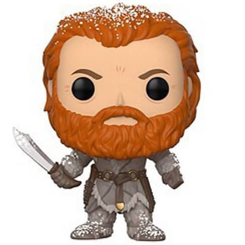 Figurine POP Tormund snowy (Game Of Thrones)