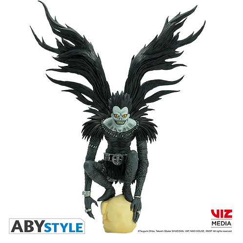 Ryuk DEATH NOTE SHINIGAMIS