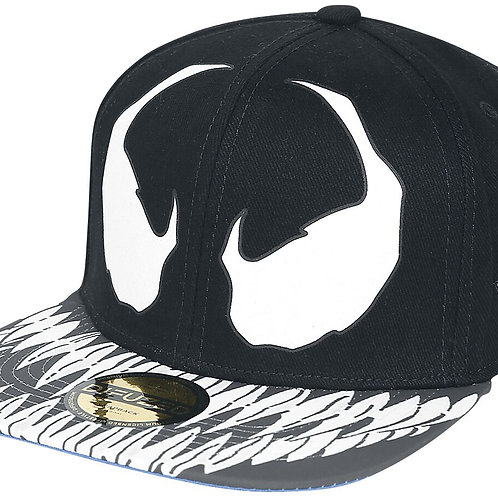 Casquette snapback Venom Eyes (Spiderman)