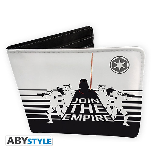 STAR WARS Portefeuille Join The Empire Vinyle