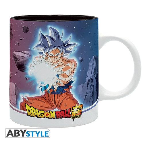 DRAGON BALL SUPER Mug Goku Ultra Instinct Vs Jiren