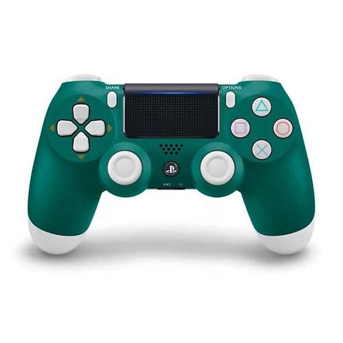 MANETTE DUAL SHOCK V2 GREEN ALPINE PS4