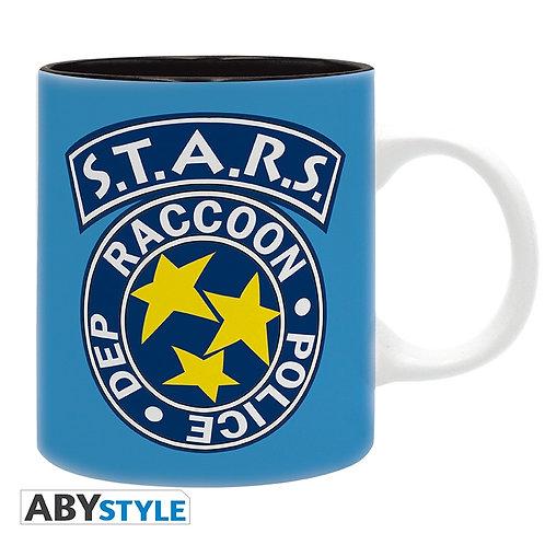 RESIDENT EVIL Mug Badge de Police