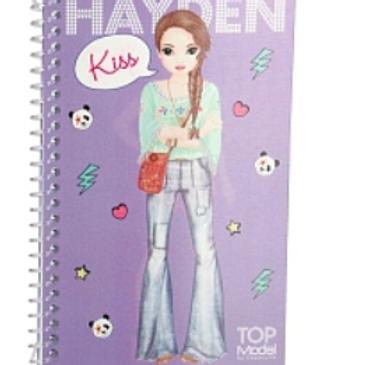 Top Model - Hayden Kiss