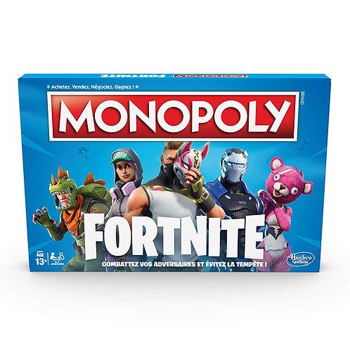 MONOPOLY Fortnite Version Française