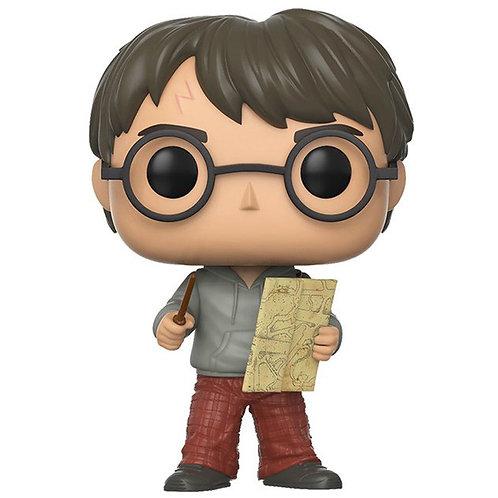 Figurine POP Harry Potter with marauder map (Harry Potter)