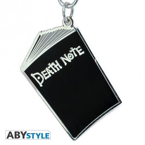 DEATH NOTE Porte-clés Death Note