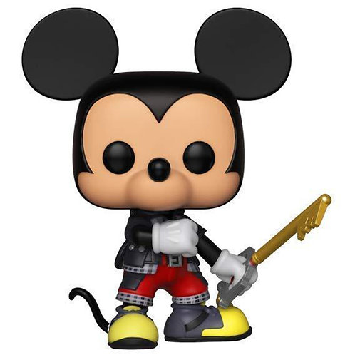 Figurine POP Mickey Kingdom Hearts 3 (Kingdom Hearts)