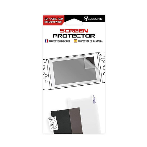Screen protector pour Nintendo Switch